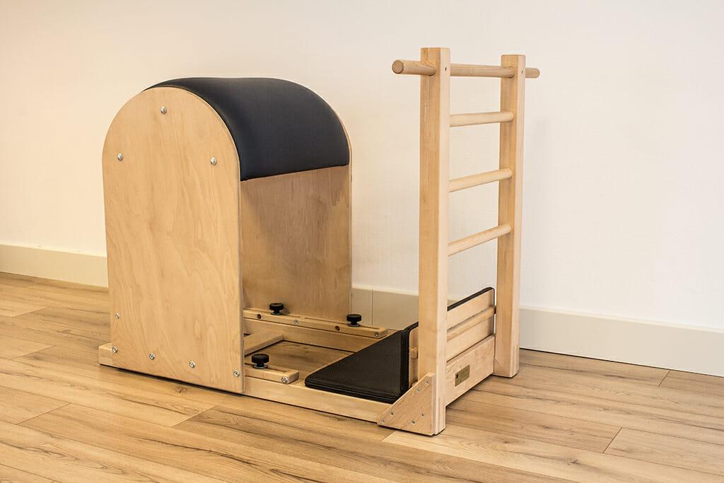 De Ladder Barrel bij Pilates Studio van Sonsbeek