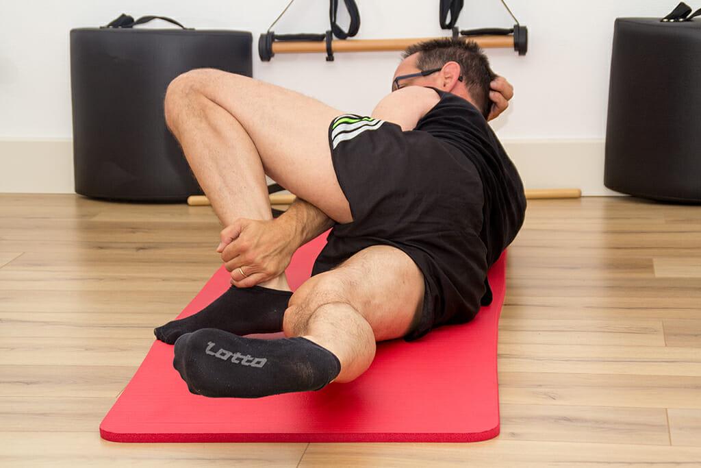 Pilates is een stoere methode en perfect voor mannen!