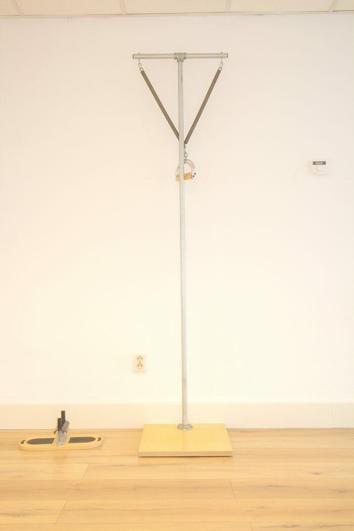 De Pedi-Pole en de Foot-corrector bij Pilates Studio van Sonsbeek