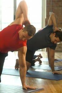 Pilates is ook voor mannen!