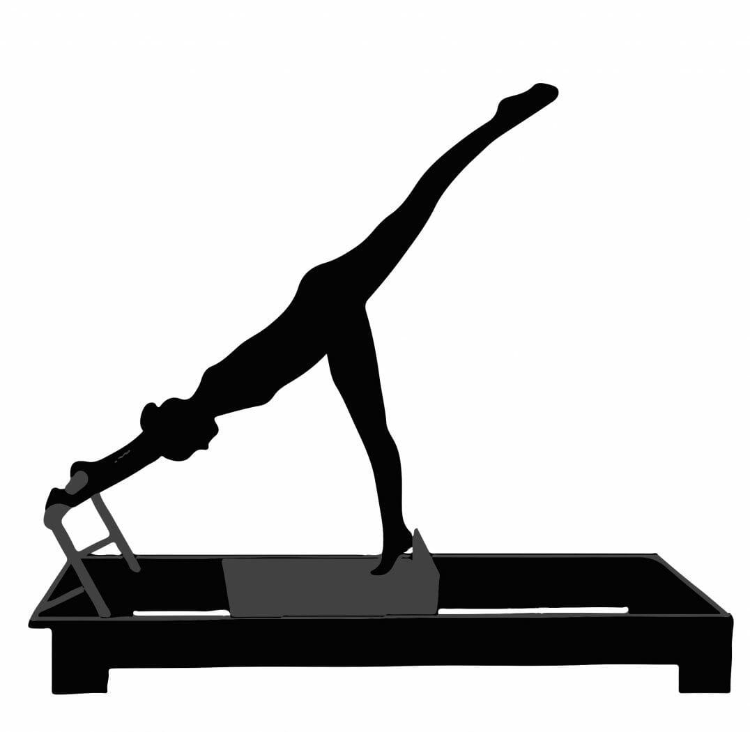 Logo Pilates Studio van Sonsbeek