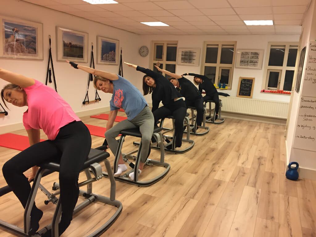 jumppilates® - pilates studio van sonsbeek