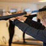 De originele Workshop Pilatesstick®ontwikkeld door Marjolein van Sonsbeek