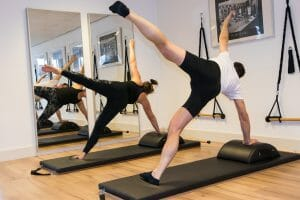 Stars at Pilates van Sonsbeek