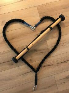 We love the Pilatesstick Pilates van Sonsbeek
