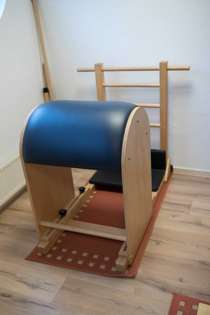 Ladder Barrel Pilates van Sonsbeek
