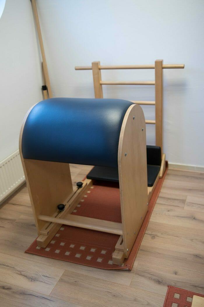 Ladder Barrel Pilates van Sonsbeek