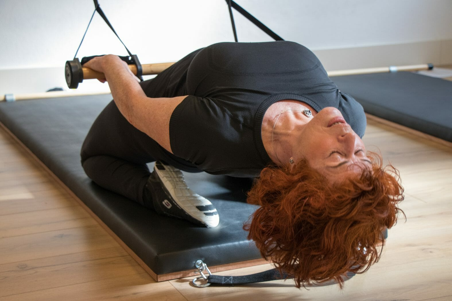 Thigh Stretch Pilatesstick