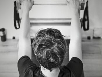 Push Through Long bij Pilates Studio Van Sonsbeek
