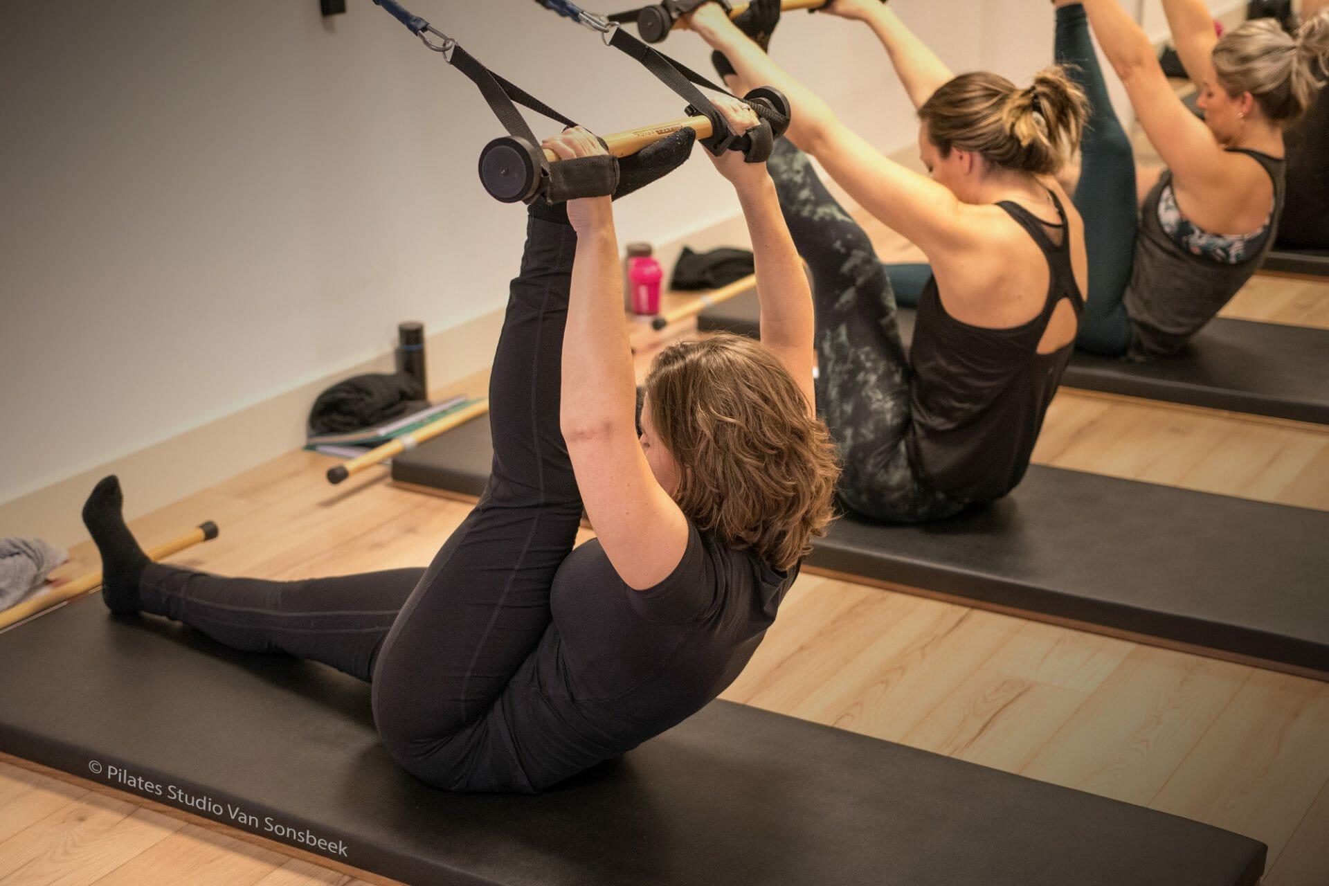 Pilatesstick workshops en opleidingen bij Pilates Studio Van Sonsbeek
