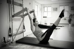 Pien in de Teaser bij Pilates Studio Van Sonsbeek