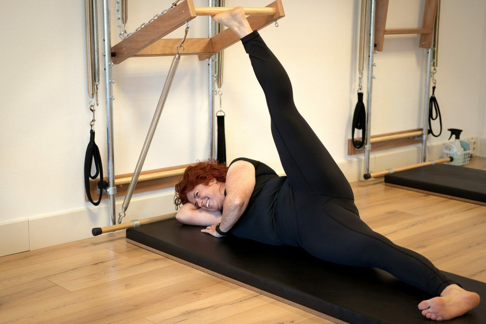 De Hip Opener bij Pilates Studio Van Sonsbeek
