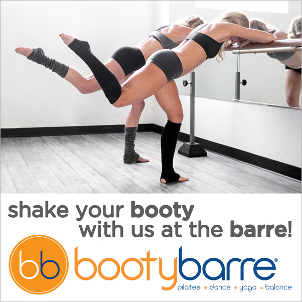 Booty Barre Plus